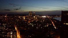 My city is beautiful #Boston