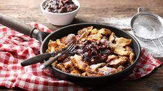 Cisársky trhanec so slivkovým kompótom Lidl, Hungarian Recipes, Rum, Acai Bowl, Sweets, Traditional, Breakfast, Foods, Cakes