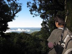 Maungatautari Traverse - A traverse of Mt Maungatautari and Mt Pukeatua which makes a great day trip and a chance to visit a reserve that has been completely enclosed by a mammal proof fence