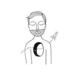 Fernando Cobelo'dan Sıradan Bir Adamın Duygularını Anlatan 30+ İllüstrasyon Sanatlı Bi Blog 8