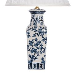 Tea Tree Vase Lamp Base