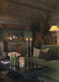 THE ESSENCE OF THE GOOD LIFE™: MY MOUNTAIN CABIN DREAM...