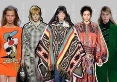 Die 5 wichtigsten Tendenzen der Mailänder Modewoche für den Herbst 2015