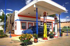 Williams AZ on Route 66