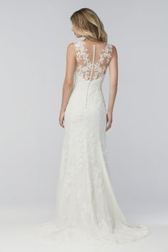Designer: Wtoo Style: Stella Available at Bliss Bridal in Wisconsin www.blissbridalonline.com