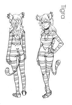 Tigra / Cat by Takeshi Miyazawa