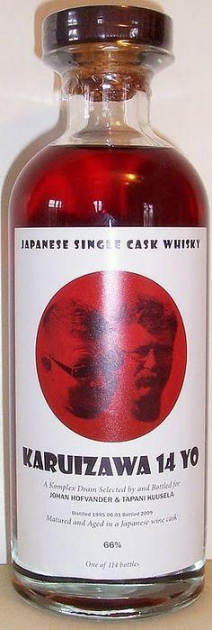 Karuizawa 14yo (Swedish Independent Bottling)
