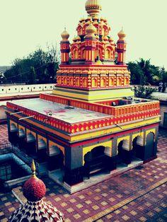 Parvati Temple, Pune, Maharashtra ***