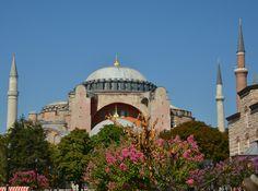 Hagia Sophia, Constantinople