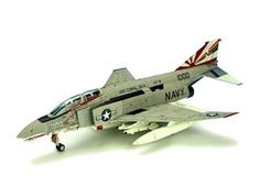 McDonnell Douglas F-4 B Phantom Diecast Model Airplane by X-Plus XPL330098 It is made by X-Plus and is 1:72 scale.