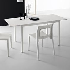 Found it at AllModern - Chic Large Extendable Dining Table