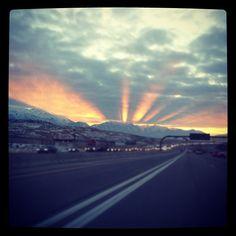 Good Morning Utah! Photo by sptaggart • Instagram