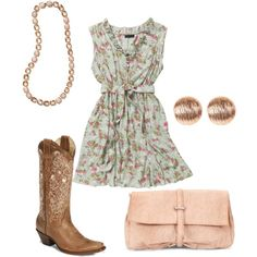 Southern belle outfit. I wanna wear this right now!!