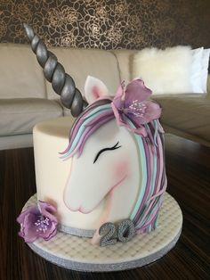 Unicorn Birthday, Birthday Cake, Cupcakes, Desserts, Food, Tortilla Pie, Salads, Pastries, Fruit