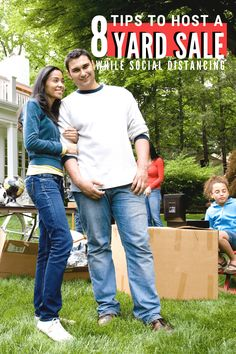 In many areas of the country, it is possible to host a yard sale by following eight tips to help you organize one while following social distancing. #yardsale #socialdistancing #summer #makemoney Take Money, Ways To Earn Money, Way To Make Money, Online Job Opportunities, Earn Extra Income, Extra Money, Make Money Online Surveys, People Crowd, Build Credit