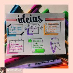 from - hoje eu trouxe ideias de como usar banners no caderno de um jeito mais eficiente… Bullet Journal School, Bullet Journal Agenda, Bullet Journal Inspiration, Lettering Tutorial, Study Organization, School Notebooks, Sketch Notes, School Notes, Study Notes