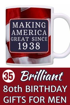 89 Best 80th Birthday Gift Ideas Images In 2019