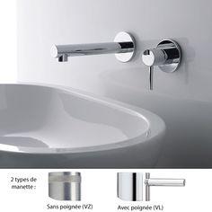 18 meilleures images du tableau Robinet mural lavabo | Bathtub, Home ...