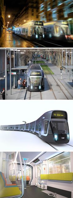 The Barcelona Tramway proposal aims to reflect the core values of the city and the energy that keeps it moving.