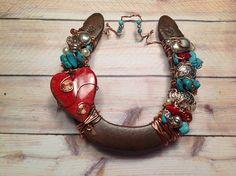 Bit o Love Decorative Horseshoe Valentines by LuckySoleDesigns, $39.00
