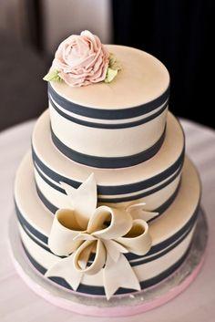 cake - simple and elegant