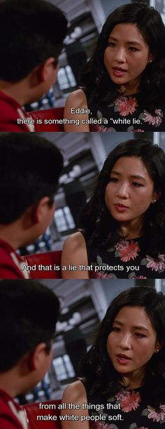 """When Jessica redefined what a """"white lie"""" meant: 