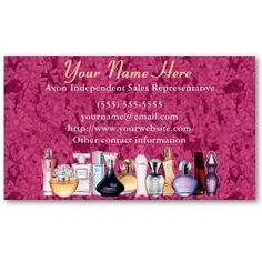 30 best avon business cards ideas images on pinterest business shop customizable avon business cards and choose your favorite template from thousands of available designs wajeb Images