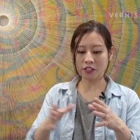 Mia Liu: Guggen' Dizzy. Interview with the Artist at Art Stage Singapore 2014