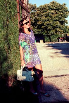 THE LOOK : LOVELY GARDEN by C.A. Blog on Air Fashion