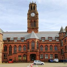 Barrow in Furness Town Hall. A magnificent building. Barrow In Furness, Cumbria, Town Hall, Lake District, Pitch, Big Ben, National Parks, England, Building