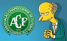 Los Simpsons predijeron el accidente aéreo de un equipo brasileño Chapecoense - Mastrip.net