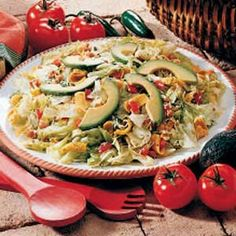 Southwestern+Corn+Chip+Salad
