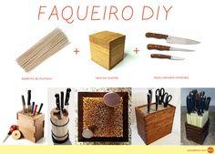 Faqueiro DIY