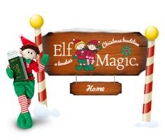 Elf Magic - Home