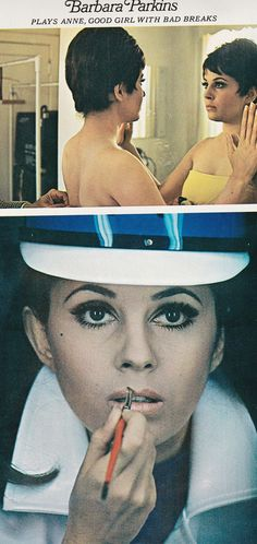 Valley of the Dolls - Barbara Parkins