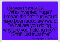 Teenage posts , funny