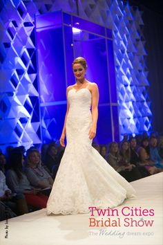 The Aisle of Style is the largest and most impressive bridal fashion event in the area with fashions walking a 120 foot catwalk! The concept brings the feel of New York Fashion Week to Minnesota.  Preview the latest fashions from Angelique's Bridal Salon, Mestads's Bridal and Formal Wear, The Wedding Shoppe, Luxe Bridal Couture and Savvi Formalwear.