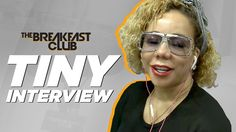"Tameka ""Tiny"" Harris Interview at The Breakfast Club Power 105.1"