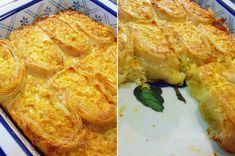 Ρολό τυρόπιτας / Cheese pie roll - Cooking & Art by Marion Cheese Pies, Lasagna, Rolls, Cooking, Ethnic Recipes, Food, Kitchen, Cheesecakes, Buns