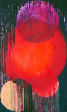 Painting from the extraordinary and inspiring artist Dorothea Rockburne her website is at http://www.dorothearockburne.com/