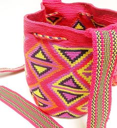 Original.One-Of-A-Kind.Fair Trade.Hand made  These are the highest quality WAYUU bags available in the world! Dont settle for the imitation copys.
