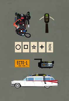 Ghostbusters 8x10 11x14 11x17 or 13x19 Movie Poster by missingtime, $14.00