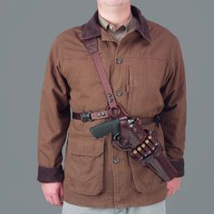 KODIAK SHOULDER HOLSTER: Galco Should Holster Systems at Galco