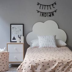 Ideas For Decorating a Children Room With Nordic Style 5