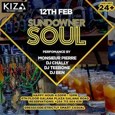 @kiza_nbo #at254 #nairobi #entertainment #february #aquarius #sunday #sundowner #hangout #clubbing #queen #bestfriend #friends #friendship #guys #bosslady #diva #divas #happy #food #kenya #tag2post #bestdj #dresstoimpress #shots #beer #upscale #maturecrowd