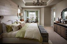 Modern Home Decor Bedroom Interior Decorating Tips, Interior Design, Decorating Ideas, New Home Communities, Modern Bedroom Design, Southern Homes, Cool Rooms, Home Decor Bedroom, Bedroom Ideas