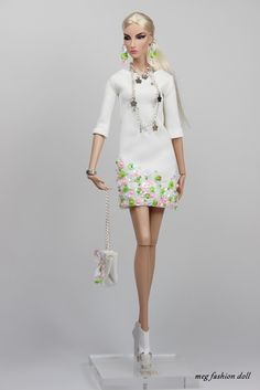 New outfit for Fashion Royalty / FR 12 '' Summer XIV'' | by meg fashion doll