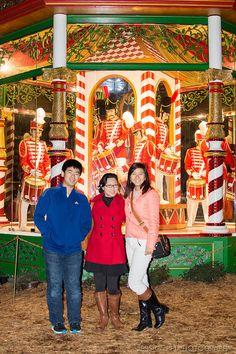 12 Days of Christmas, Dallas Arboretum, Holiday Gazebo, Gazebo 2 ...