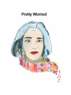 Pretty Worried -Day 20