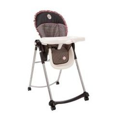 @Overstock - Feed your baby comfortably with this AdapTable high chair by Safety 1st. The high chair features a 6-position height adjustment and a 3-position recline for versatile feeding for the perfect feeding placement.http://www.overstock.com/Baby/Safety-1st-AdapTable-High-Chair-with-Ruffle-in-Eiffel-Rose/6602376/product.html?CID=214117 $67.99